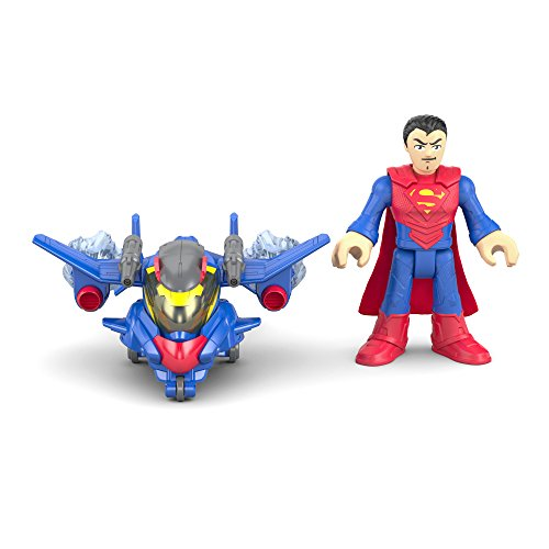 Fisher-Price Imaginext DC Super Friends, Battle Armor - Superman
