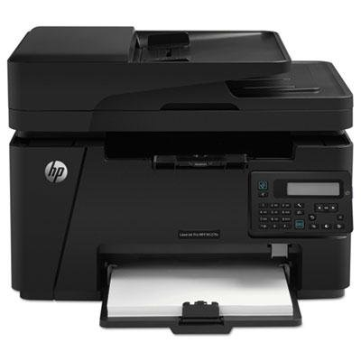 Hp - Laserjet Pro Mfp M127fn Multifunction Laser Printer Copy/Fax/Print/Scan ''Product Category: Office Machines/Copiers Fax Machines & Printers'' by HP
