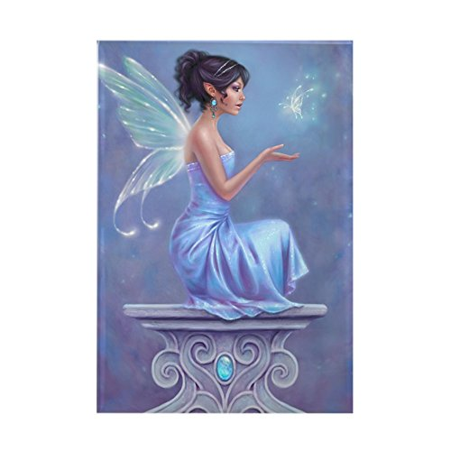 CafePress - Opalite Butterfly Fairy Magnets - Rectangle Magnet, 2