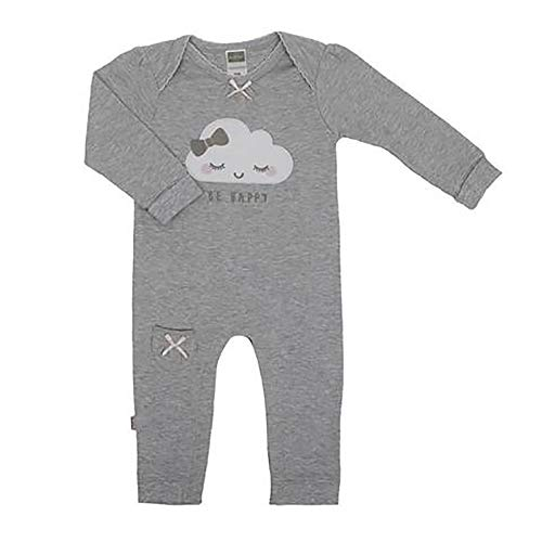 Kushies Adorable Be Happy Cloud Coveralls