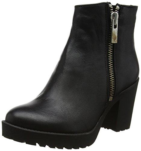 Shoe Noir Black Biz Betty Femme Bottes velvet rIrq1Aw