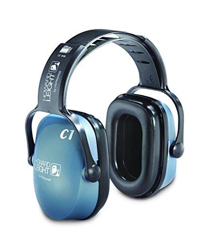 Honeywell 1011142 Howard Leight Clarity C1 Ear Defender, SNR 25