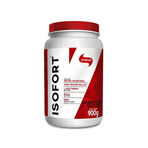 Isofort, Vitafor, Chocolate, 900 g