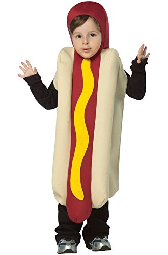 Memem (Hotdog And Bun Costume Couples)