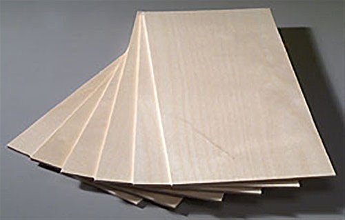 Plywood 18 x 6 x 12 6
