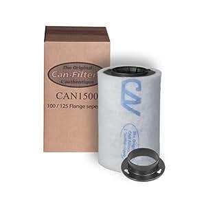 Filtro de Carbón Antiolor 1500 CAN Filters 75 m³/h (125mm)