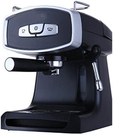 LNDDP Cafetera, cafetera Italiana Inteligente, hogar cafetera semiautomática, Leche máquina formación Espuma, máquina café Espresso 293mm x 230mm x 303mm Negro (Color: Negro): Amazon.es: Deportes y aire libre