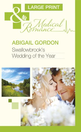 book cover of Swallowbrook\'s Wedding of the Year