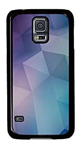 for cheap Samsung S5 cases Amazing Blue Cool PC Black Custom Samsung Galaxy S5 Case Cover