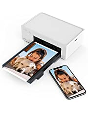 """Liene 4x6"""" Photo Printer, Wi-Fi Picture Printer, Full-Color Photo, Instant Photo Printer for iPhone, Android, Smartphone, Computer, 4 Pass & Lamination Process, Portable Photo Printer for Home Use"""