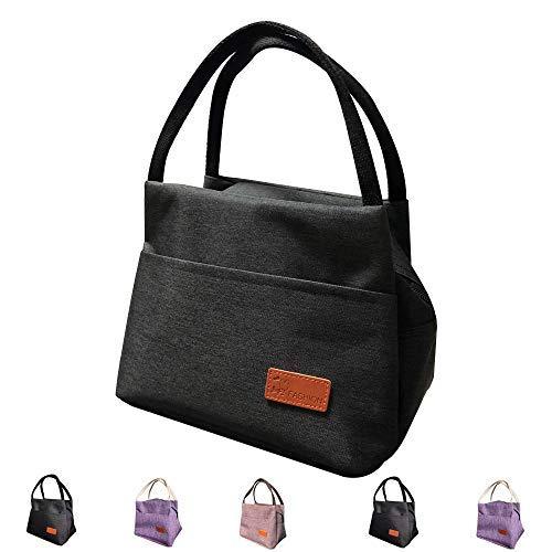 3cb94a01a668 Amazon.com: HomestorageCC Reusable Insulated Lunch Bag For Men Women ...