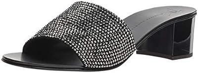 GIUSEPPE ZANOTTI Women's E800193 Slide Sandal
