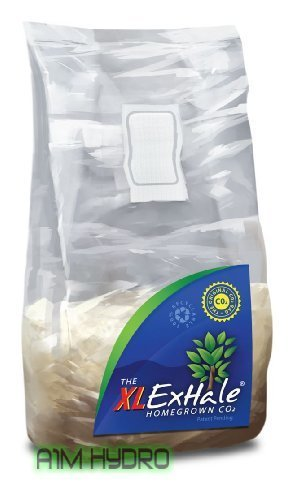 Homegrown Mushroom - Homegrown Exhale XL Co2 Bag Indoor Gardening Roots & Foliage Mushroom Bags