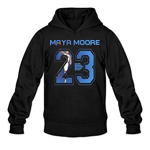 NUBIA Men's Maya #23 Moore Long Sleeve Sweater Black - Maya Cotton Sweater
