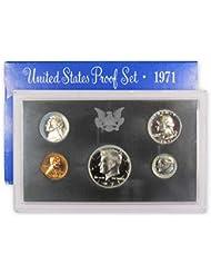 1971 S US Proof Set Superb Gem Uncirculated