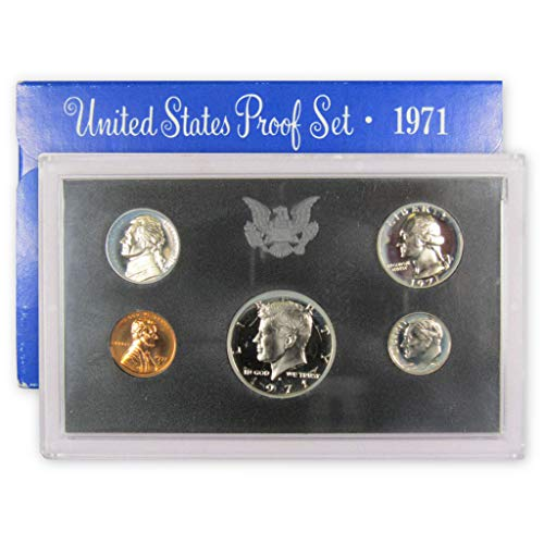 1971 uncirculated coin set