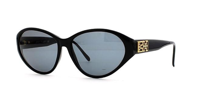 5a63e65a607c1 Chopard - Lunette de soleil - Femme Noir Noir: Amazon.fr: Vêtements ...