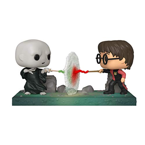 Pop! Moment Harry Potter - Harry VS Voldemort