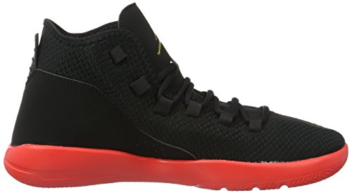 Nike Herren Jordan Reveal Basketballschuhe, Weiß Black (Schwarz / Gold Coin-Infrarot-MTLC 23)