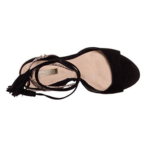Guess Women's Flaee1sue03 Fashion Sandals a3Ro1