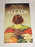 All Kinds of Salads, Betty Crocker, 0307096718