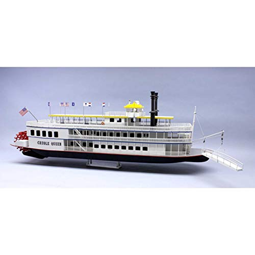 Dumas Products, Inc. The Creole Queen (Drop Ship), DUM1222 (Creole Queen Boat)
