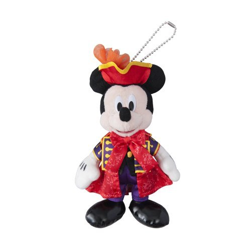 Disney Halloween 2015 Mickey Mouse stuffed badge [Tokyo Disney Sea Limited] Halloween -