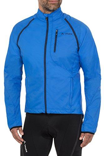 VAUDE Herren Jacke Windoo Jacket, Hydro Blue, XL, 04412