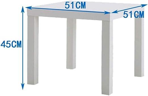 Xu-table Student Dormitory Workbench, Yard - Mesa de Centro multifunción - Escritorio de decoración de Dormitorio - Escritorio Simple - Mesa de Comedor - (Color : Blue): Amazon.es: Hogar
