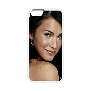 iPhone 6 4.7 Inch Cell Phone Case White hc66 megan fox sexy actress Ohfqw