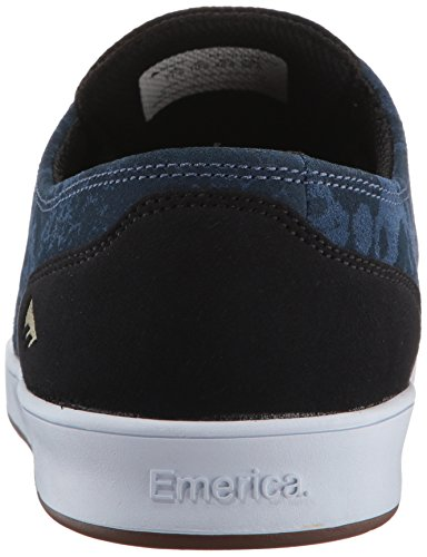 Emerica Homme Laced blau The Schwarz Baskets Romero OqZBrwO