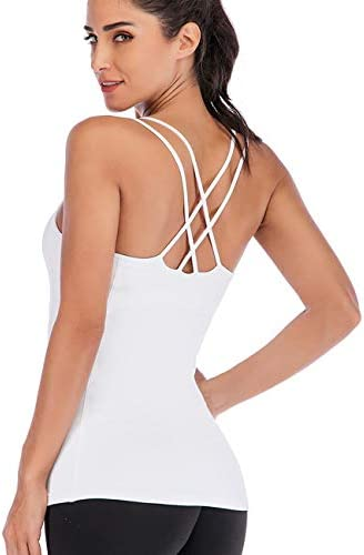 Workout Strappy Activewear Racerback Compression product image