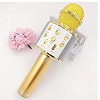 N&SS Wireless WS- 858 mic for Smartphones Recording high Sensitive Microphone Speaker
