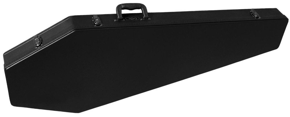 Coffin Case Bass Guitar Coffin Case Black Red B-195R