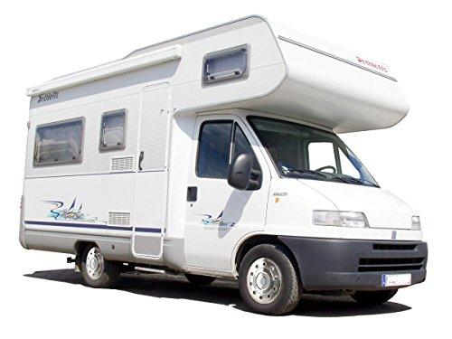 16 Pulgadas Tapacubos (4 unidades, acero inoxidable fahrzeugspezifisch para coches o furgonetas y: Amazon.es: Coche y moto
