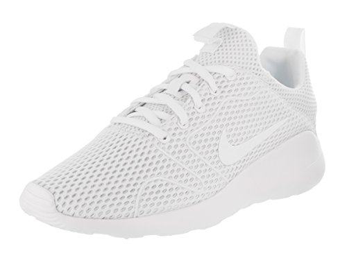 Nike Men's Kaishi 2.0 SE White/White Pure Platinum Running Shoe 10.5 Men US