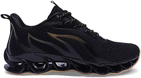 41yQRuIbTML. AC APRILSPRING Mens Walking Shoes Fashion Running Sports Non Slip Sneakers    Product Description