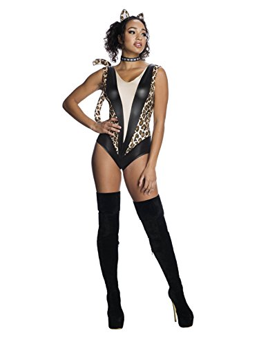 Josie And The Pussycat Costume (Rubie's Women's Riverdale Deluxe Josie Costume,)