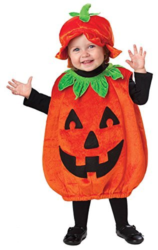 Infant Sized Pumpkin Patch Cutie Costume 12-24 Months for $<!--$29.99-->