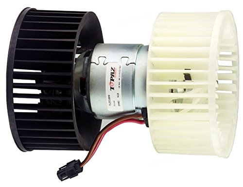 Bmw Aftermarket Heater - TOPAZ 64119204154 A/C Heater Blower Motor Assembly for BMW 3 Series E46 320i 325i 330i