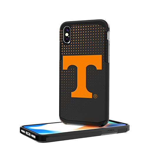 - Keyscaper KRGDIX-0TEN-DOTS01 Tennessee Volunteers iPhone X/XS Rugged Case with UT Dots Design