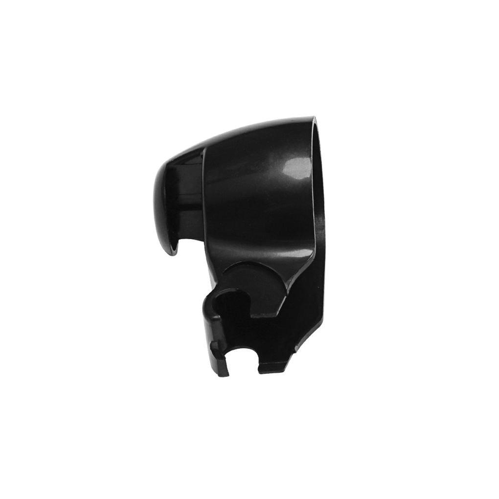 Mengonee Para Automóviles Golf 4 DE plástico Posterior Brazo del limpiaparabrisas del Coche del Casquillo del limpiaparabrisas Cubre el reemplazo de ...