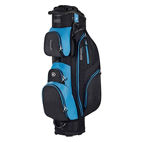 Bennington Quiet Organizer 14 Lite Cart Bag Black/Cobalt
