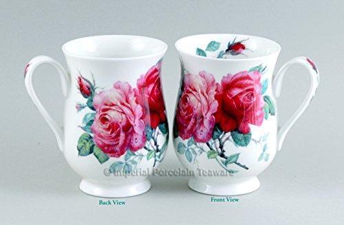 Roy Kirkham Fine Bone China Eleanor Mug