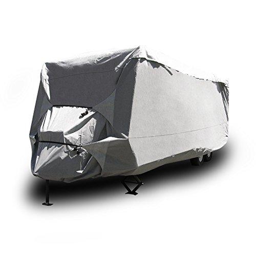 100% Waterproof Travel Trailer Cover - Premium RV Trailer Cover - Camper...