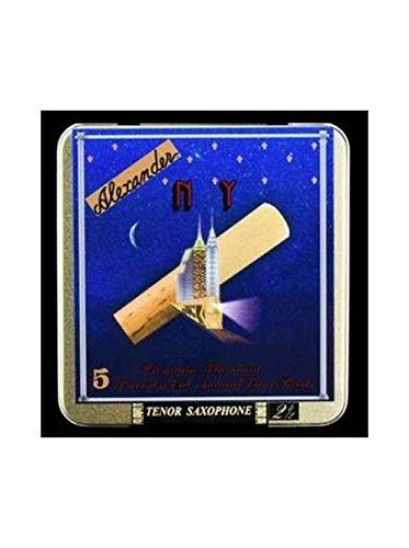 NY 3 Bass Clarinet Reeds (Pack of 10)