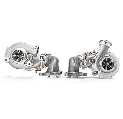 Amazon.com: Tomioka Racing Twin Turbo Upgrade (16T) compatible with BMW N54: Automotive