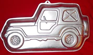 Wilton Jeep Trail Rider 4 Wheel Drive Off Road SUV 502-4050, 1984 Retired