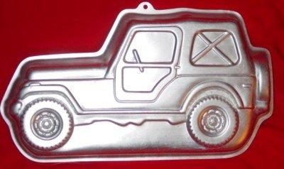 Wilton Jeep Trail Rider 4 Wheel Drive Off Road SUV (502-4050, 1984) Retired