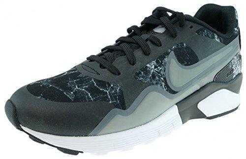 Nike Mädchen W Air Pegasus 92/16 Print Laufschuhe Black (Black (schwarz / Wolf grauweiß))